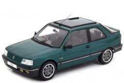 PEUGEOT 309 GTi RHD Goodwood 1991 Metallic Green - Norev Scale 1:18 (184883)