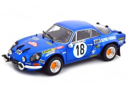 RENAULT Alpine A110 Rally Monte Carlo 1973 Therier / Jaubert - Kyosho Scale 1:18 (08485E)