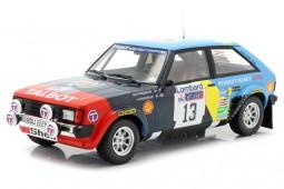 TALBOT Sunbeam Lotus Lombard RAC Rally 1982 Frequelin / Fauchille - Ixo Scale 1:18 (18RMC035B)
