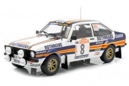 FORD Escort MK II RS1800 3rd Rally San Remo 1980 Mikkola / Hertz - Ixo Escala 1:18 (18RMC037B)