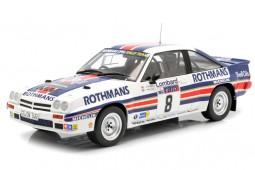 OPEL Manta 400 3rd RAC Rally 1983 C. McRae / I. Grindrod - Ixo Escala 1:18 (18RMC038A)