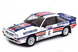 OPEL Manta 400 RAC Rallly 1983 H. Toivonen / F. Gallagher - Ixo Escala 1:18 (18RMC038B)