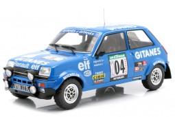 RENAULT 5 Alpine 3rd Rally Bandama 1978 J. Ragnotti / J-M. Andrie - Ixo Escala 1:18 (18RMC043A)