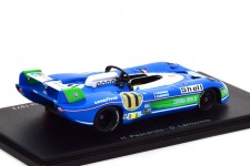 MATRA Simca MS 670B Ganador 24h Le Mans 1973 Pescarolo / Larrousse - Spark Escala 1:43 (43LM73)