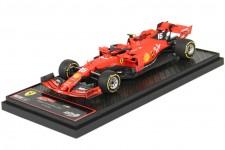 FERRARI SF90 Winner GP F1 Spa 2019 Charles Leclerc - BBR Models Scale 1:43 (BBRC231A)