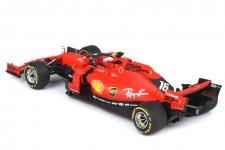 FERRARI SF90 Ganador GP F1 Spa 2019 Charles Leclerc - BBR Models Escala 1:43 (BBRC231A)
