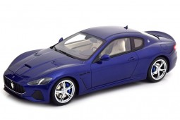 MASERATI Gran Turismo MC 2018 Ink Blue - Top Speed Scale 1:18 (TS0238)