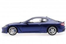 MASERATI Gran Turismo MC 2018 Ink Blue - Top Speed Escala 1:18 (TS0238)