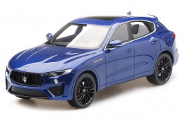 MASERATI Levante Trofeo 2018 Blue - Top Speed Scale 1:18 (TS0240)