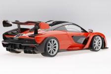 McLaren Senna 2018 - Top Speed Escala 1:18 (TS0246)