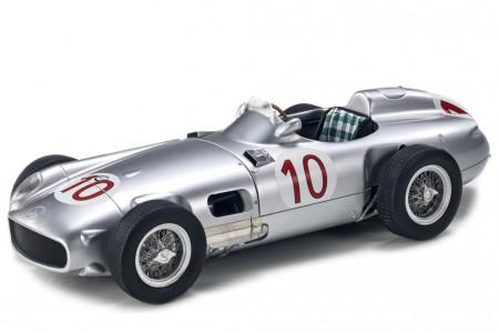 MERCEDES-Benz W196 Campeon Mundo F1 Ganador GP Belgica 1955 Fangio - GP Replicas Escala 1:18 (GP15B)