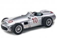 MERCEDES-Benz W196 Campeon del Mundo F1 Ganador GP Belgica 1955 Juan Manuel Fangio - GP Replicas Escala 1:18 (GP15B)