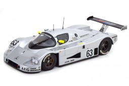 SAUBER Mercedes C9 Winner 24h Le Mans 1989 J. Mass / M. Reuter / S. Dickens - Minichamps Scale 1:18 (155893563)