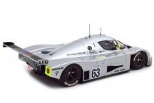 SAUBER Mercedes C9 Ganador 24h Le Mans 1989 J. Mass / M. Reuter / S. Dickens - Minichamps Escala 1:18 (155893563)