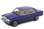 MERCEDES-Benz 200 W123 Limousine 1982 Azul - Norev Escala 1:18 (183710)