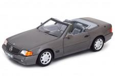 MERCEDES-Benz 500 SL R129 Roadster 1989 - Norev Escala 1:18 (183715)