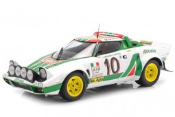 LANCIA Stratos Winner Rally Monte Carlo 1976 S. Munari / S. Maiga - Minichamps Scale 1:18 (155761710)