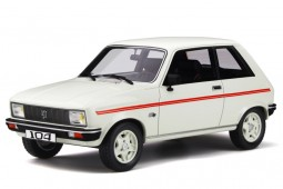 PEUGEOT 104 ZS 1984 - OttoMobile Scale 1:18 (OT812)