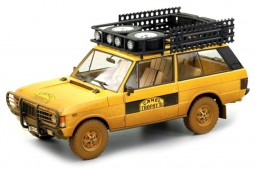 RANGE ROVER Camel Trophy Sumatra 1981 Dirty Version - Almost Real Scale 1:18 (ALM810111)