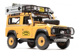 LAND ROVER Defender 90 Camel Trophy Borneo 1985 - Almost Real Scale 1:18 (ALM810213)