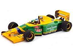 BENETTON B193B 2nd GP Formula 1 Canada 1993 Michael Schumacher - Minichamps Escala 1:18 (510932505)