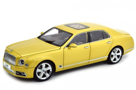 BENTLEY Mulsanne Speed 2017 - Almost Real Escala 1:18 (ALM830101)