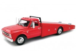 CHEVROLET C-30 Truck Ramp Car Transporter 1967 - ACME Scale 1:18 (A1801702)