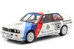 BMW M3 (E30) DTM Winner Norisring 1992 J. Winkelhock - Solido Scale 1:18 (S1801507)