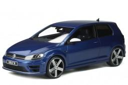 VOLKSWAGEN Golf 7R 2014 Metallic Blue - OttoMobile Scale 1:18 (OT333)