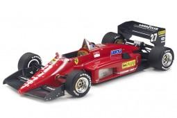 FERRARI 156/85 1985 M. Alboreto - GP Replicas Scale 1:18 (GP28A)