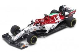 ALFA ROMEO Racing Sauber C38 GP Italia 2019 K. Raikkonen - Spark Escala 1:43 (s6097)