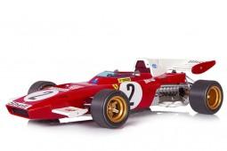 FERRARI 312B Winner GP F1 Zandvoort 1971 Jacky Ickx - Tecnomodel Scale 1:18 (TM18121C)