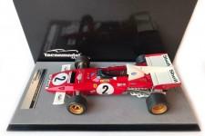 FERRARI 312B Ganador GP F1 Zandvoort 1971 Jacky Ickx - Tecnomodel Escala 1:18 (TM18121C)