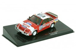 OPEL Manta 400 Rally Dakar 1984 G. Colsoul / A. Lopez - Ixo Models Scale 1:18 (RAC252)