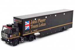 VOLVO F88 Race Car Transporter John Player Team Lotus 1971 - Ixo Models Escala 1:43 (TTR017)