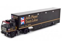 VOLVO F88 Race Car Transporter John Player Team Lotus 1971 - Ixo Models Scale 1:43 (TTR017)