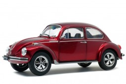 VOLKSWAGEN Beetle 1303 1974 Rojo Metalico - Solido Scale 1:18 (S1800512)