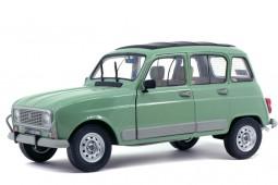 RENAULT 4L GTL 1978 Verde - Solido Escala 1:18 (S1800109)