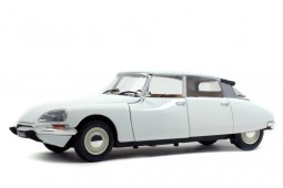 CITROEN DES 1972 Blanco - Solido Escala 1:18 (S1800705)