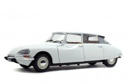 CITROEN DES 1972 White - Solido Scale 1:18 (S1800705)