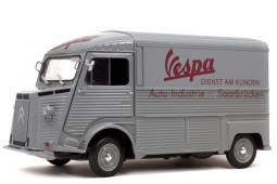 CITROEN Type HY Vespa 1969 - Solido Escala 1:18 (S1804811)