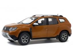 DACIA Duster MK2 2018 Atacama Orange - Solido Scale 1:18 (S1804601)