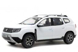 DACIA Duster MK2 2018 White - Solido Scale 1:18 (S1804602)