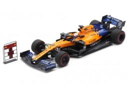 McLaren Renault MCL34 3rd GP Brazil 2019 Sainz Jr. - Spark Escala 1:43 (s6048)