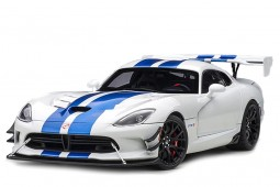 DODGE Viper GTS-R Commemorative ACR 2017 - AutoArt Escala 1:18 (71731)