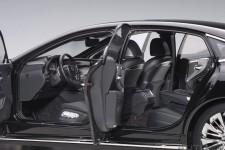 LEXUS LS 500H 2018 Negro - AutoArt Escala 1:18 (78868)
