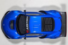 HONDA NSX GT3 2018 Hyper Blue 2018 - AutoArt Scale 1:18 (81896)