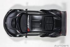 HONDA NSX GT3 2018 Matt Black - AutoArt Scale 1:18 (81899)