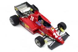 FERRARI 126C2B Formula 1 1983 Rene Arnoux - GP Replicas Scale 1:18 (GP33B)