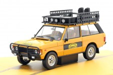 Land Rover RANGE ROVER Camel Trophy Sumatra 1981 - Almost Real Escala 1:43 (ALM410107)